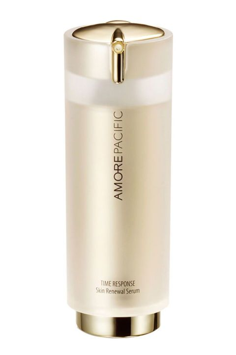 Women (and men) around the world desire youthful-looking skin, and believe us when we say that this timeless serum from Amorepacific is an investment worth making. Made with a Time Response Complex, this renewal serum works to regulate collagen and melanin production, so skin stays hydrated while its elasticity strengthens.