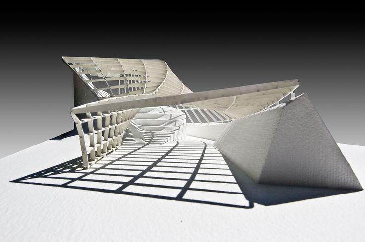 Más tamaños   Model Photo: Parametric Gridshell   Flickr: ¡Intercambio de fotos!