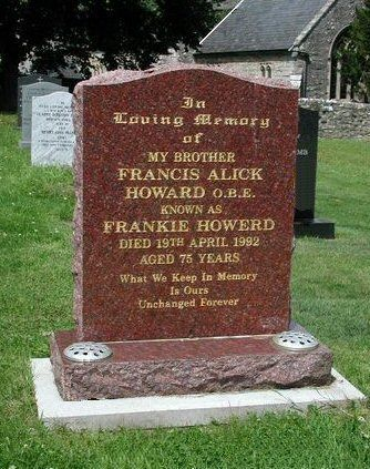 "Frankie Howerd - Actor. A figure in motion pictures and television, he is best known for being a member of the ""Carry On""."