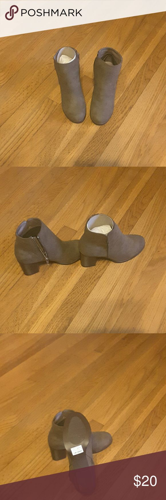 Ankle boots Ladies ankle boots Wet Seal Shoes Heeled Boots