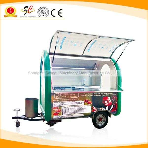 Food Service Cart With Wheels...
