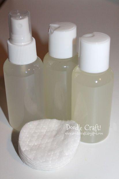 facial cleanser pore reducer lightener diy make your own.jpg