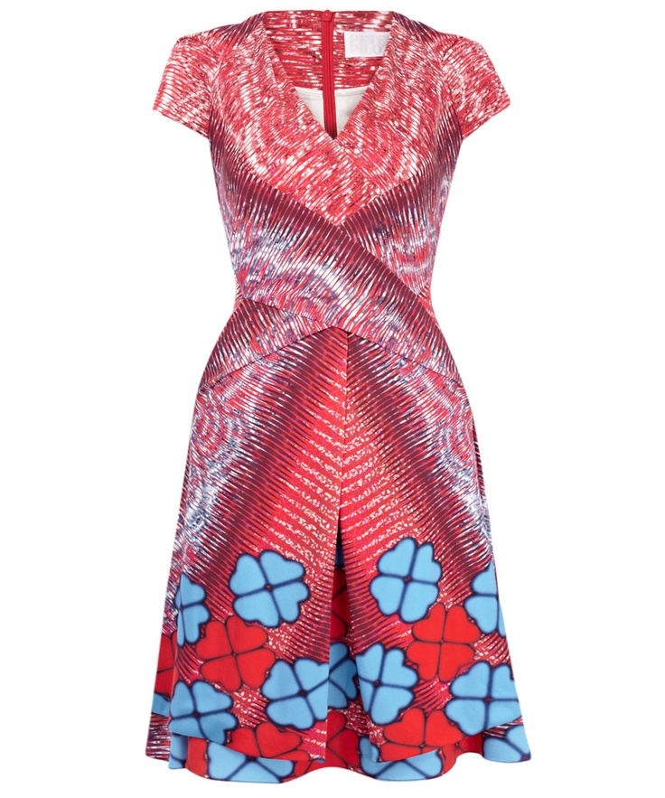 PETER PILOTTO: Heart Prints, Liberty London, New Dresses, Bridesmaid, Summer Prints, Fashion Inspiration, Design Red, Red Hearts, Heart Dresses