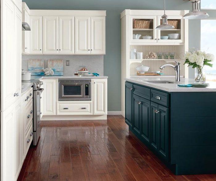 Best 25+ Blue Kitchen Island Ideas On Pinterest