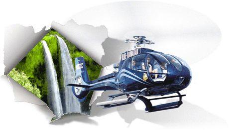 Blue Hawaiian Helicopters, Hawaii Helicopter Tours, Sightseeing Helicopter Tour on Oahu, Maui, Kauai, Big Island...25 yrs exp....the movie companies fly with them !!