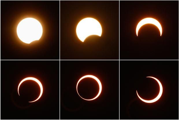 Solar eclipse: Key facts and figures - Telegraph