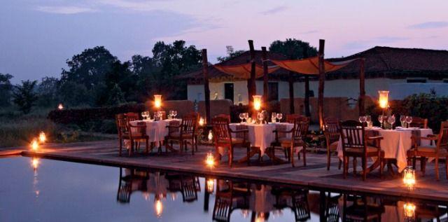 Samode Safari Lodge, MADHYA PRADESH