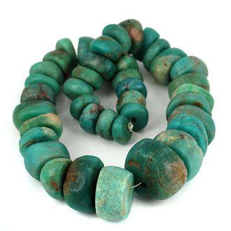 SKJ ancient bead art | item description | amazonitecollection1
