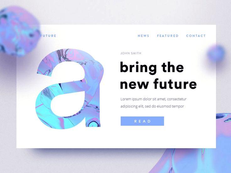 UI Card: Bring the New Future