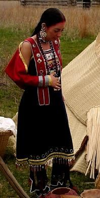 Woodland Indian Clothing