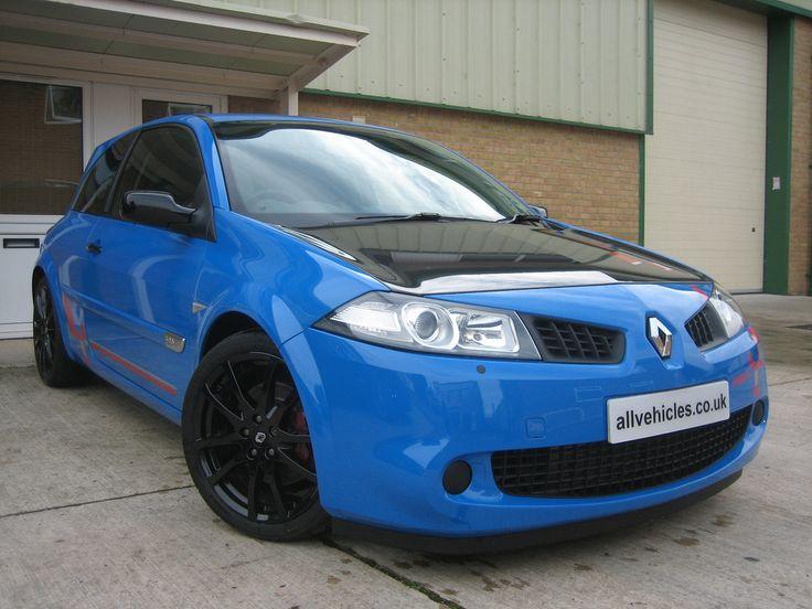 2009 Renaultsport Megane R26.R