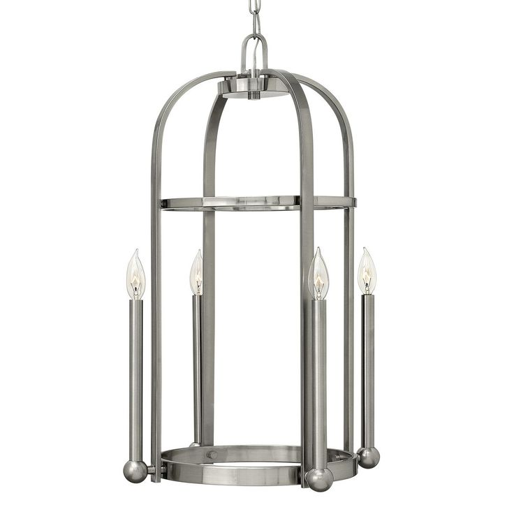 Clean Lines Modern Lantern.  A modern lantern fixture, these are hard to find!