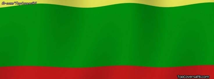 Get our best Lithuania Flag facebook covers for you to use on your facebook profile. If you are looking for HD high quality Lithuania Flag fb covers, look no further we update our Lithuania Flag Facebook Google Plus Tumblr Twitter covers daily! We love Lithuania Flag fb covers!