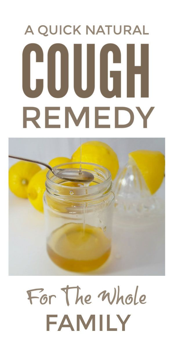Natural DIY cough syrup recipe - this homemade cough remedy is good for kids and adults and can help with tickly, dry and chesty coughs and can be taken at ...