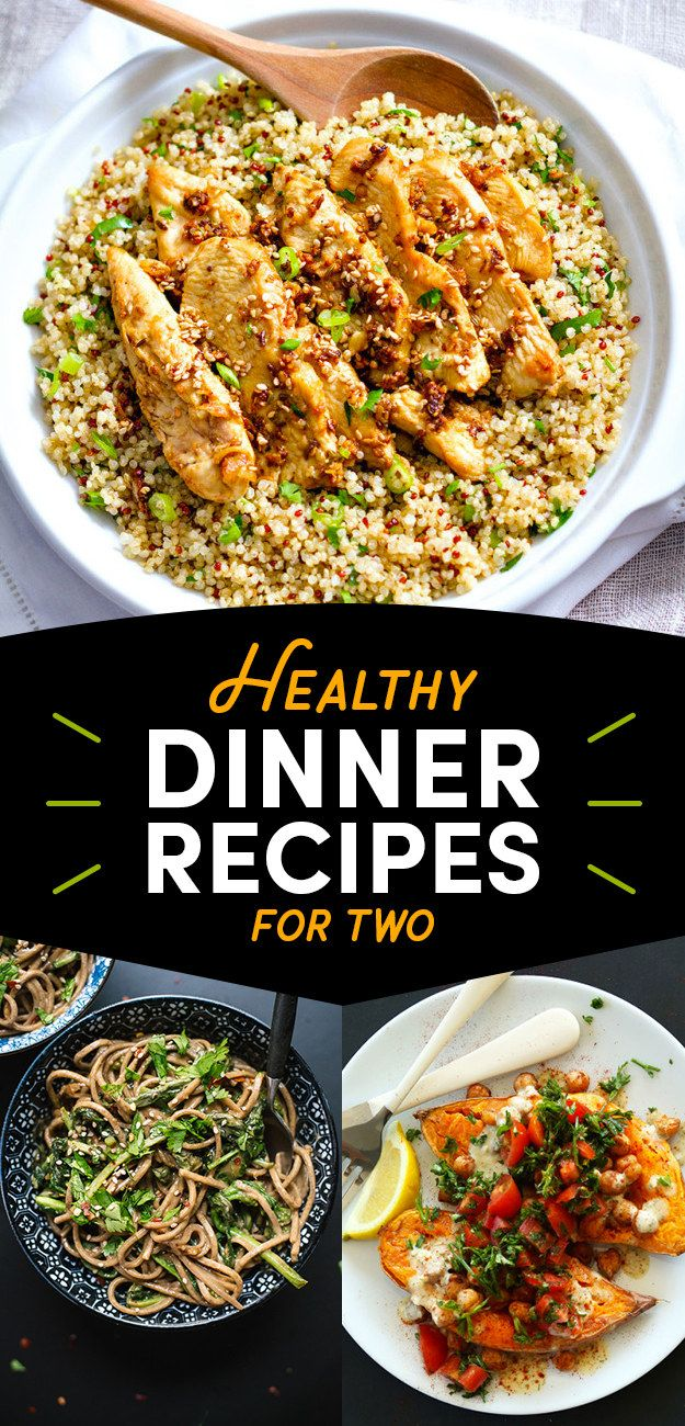 12 Date Night Dinners That Are Also Healthy