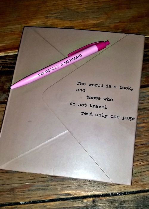 Why you should keep a travel journal on your next trip