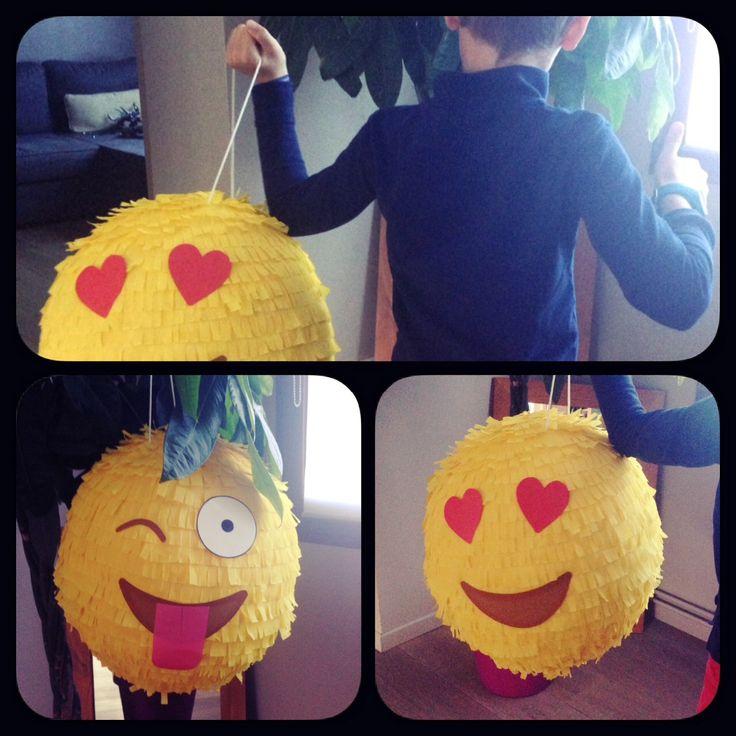 Piñata Smiley!
