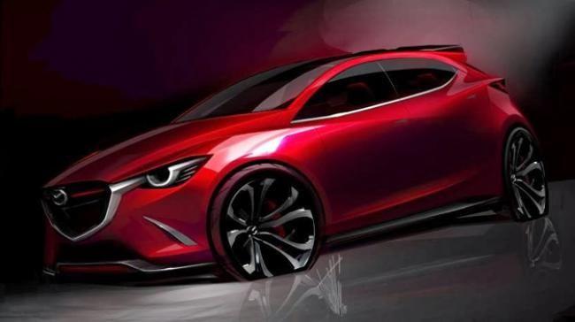 Jadi Ini Penerus Mazda2? - Vivaoto.com - Majalah Otomotif Online