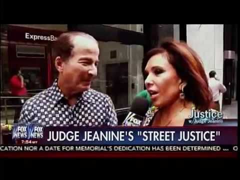 AB News : Judge Jeanine Pirro - Street Justice On Congress Democrats Sit In