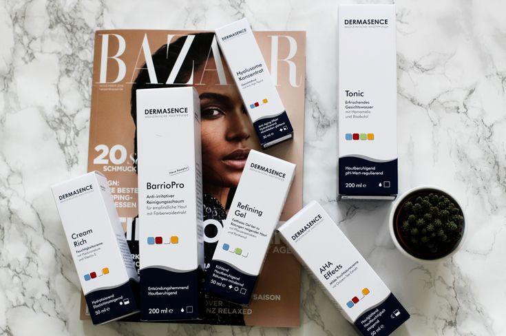 Beauty Skincare Blogger Gewinnspiel Winter Hautpflege Set Dermasence besonders trockene gereizte Haut Beautyblog Erfahrungsbericht