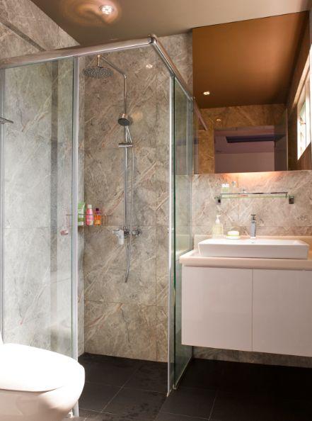 Yishun house for Bathroom design hdb