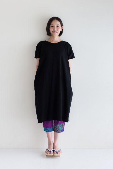 麻混編み 長方形衣(ちょうほうけい) - SOU・SOU netshop (ソウソウ) - 『新しい日本文化の創造』