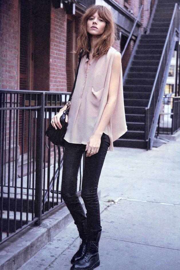 sleeveless blouse summer.
