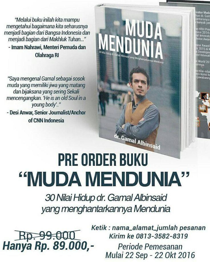 Bismillah Apa yang bisa membuat seorang PEMUDA INDONESIA