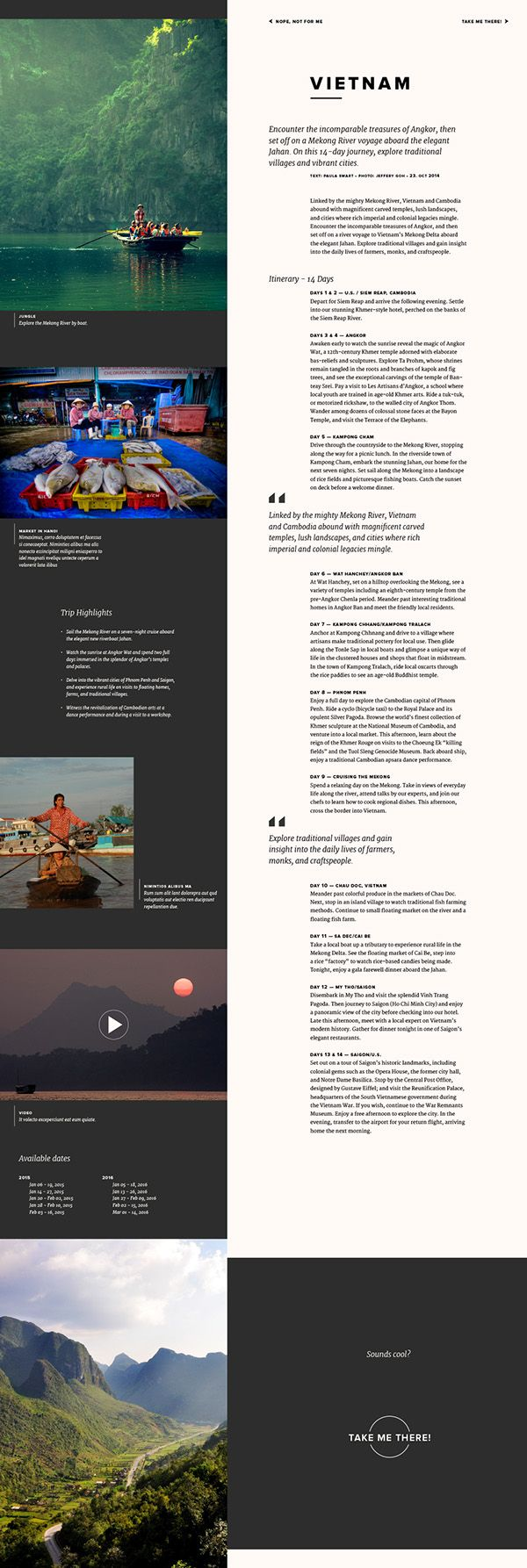 Collection of color palettes photoshop for ui designs web3canvas - Xplore Rethinking Travel Booking On Web Design Served