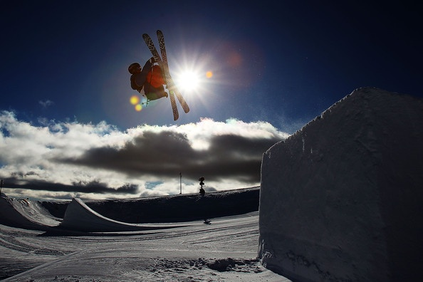 Christopher Laker Photo - Winter Games NZ - Day 6: Free Ski Slopestyle