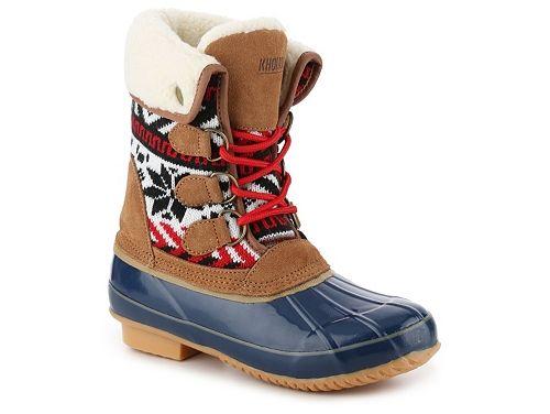 Khombu Mayana Duck Boot