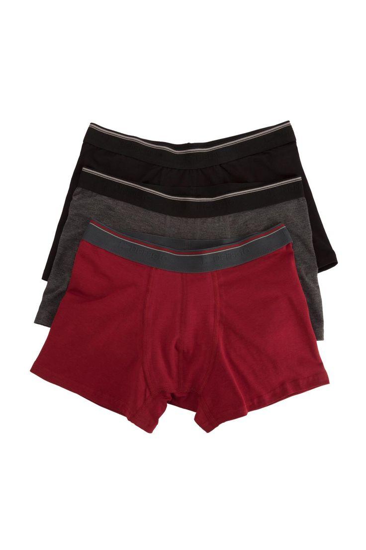 DeFacto Marka Boxer iç Çamaşırı || Geniş kalıbı ile gün boyunca rahat hareket edebileceğiniz DeFacto erkek boxer                        http://www.1001stil.com/urun/3168996/boxer-ic-camasiri.html?utm_campaign=DeFacto&utm_source=pinterest