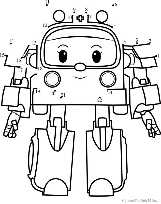 Amber Coloring Pages