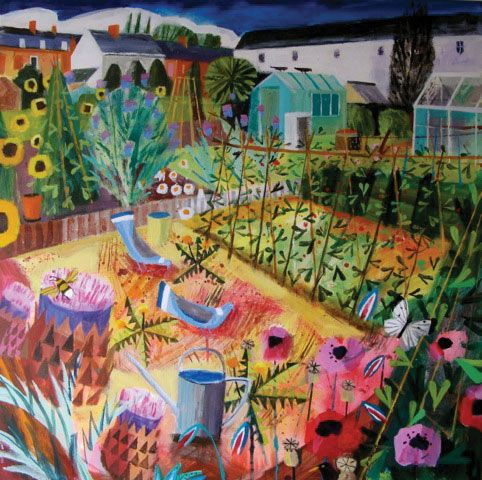 Allotment - Mary Sumner