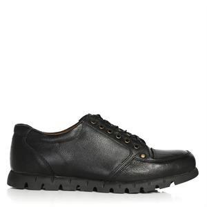 UK Polo Club 75009 Erkek Ayakkabı Siyah