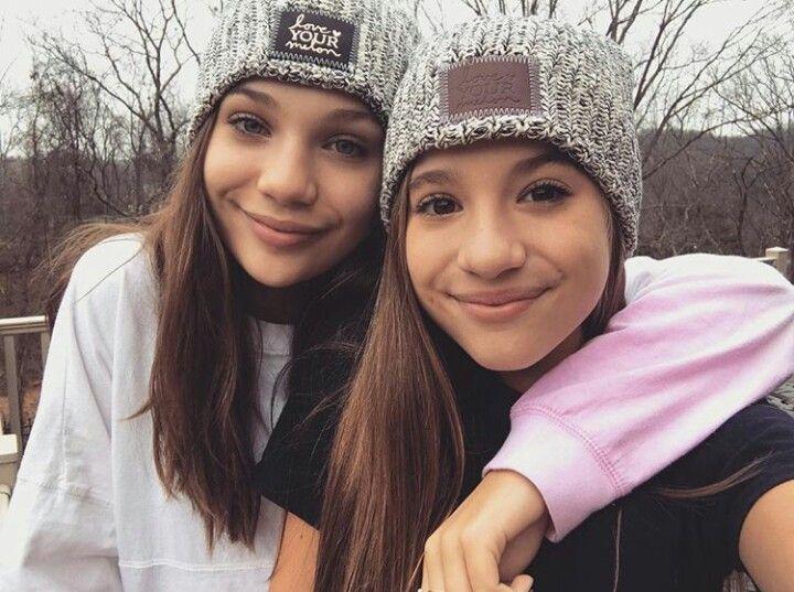 ❤ Maddie and Mackenzie ❤