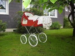 Image result for vintage kinderwagen materna