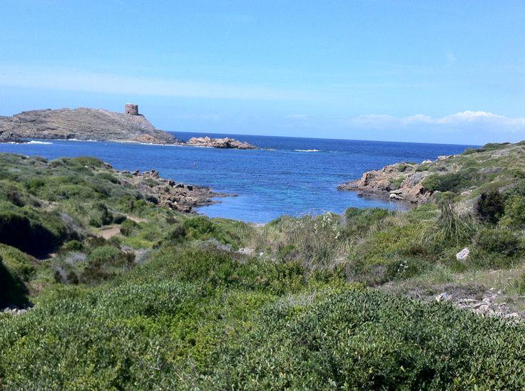 Es Grau walking trail, Menorca