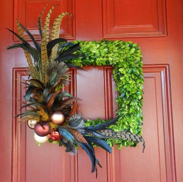 10 diy holiday wreath ideas, crafts, seasonal holiday decor, wreaths, 4 Jewel Toned Decadence