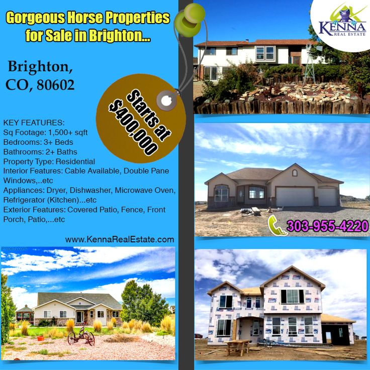 Gorgeous Horse Properties for Sale in Brighton…