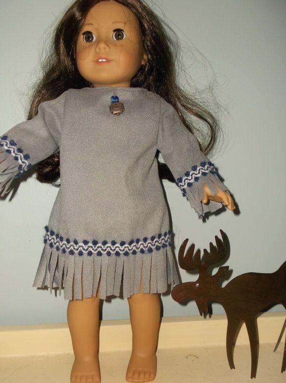 18 Inch American Girl doll Clothes Kaya Native by ProjectFunway