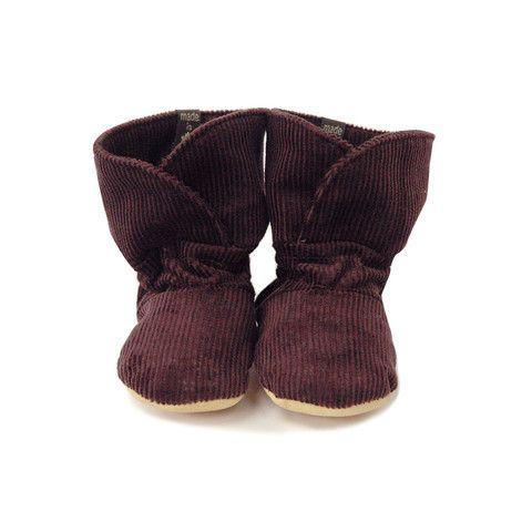mini mioche winter booties - mini mioche - organic infant clothing and kids clothes - made in Canada