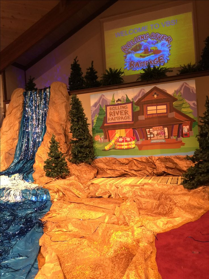 28 Best Vbs 2018 Rolling River Rampage Images On Pinterest