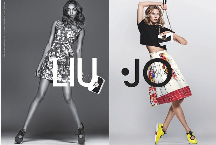 Top models and friends Jourdan Dunn and Karlie Kloss team up for the spring-summer 2016 campaign from Liu Jo. Called #Viceversa, the pair show off two very different styles for the advertisements captured by Chris Colls. Related: Karlie Kloss is Holiday Glam for Kate Spade Ads Karlie channels more casual looks with a crop top …