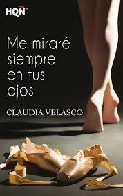 """Leído. Me miraré siempre en tus ojos"""" de Claudia Velasco es la culminación de la historia de Ronan e Issi. Esta es una historia de amor en estado puro y la lucha por salvarla. La recomiendo."""