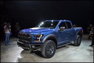 2017 Ford Raptor MPG