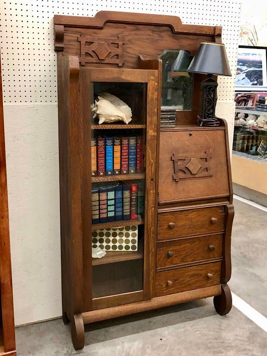 Antique Secretary 38