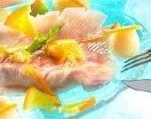 Ricette pesce: filetti di nasello all'arancia