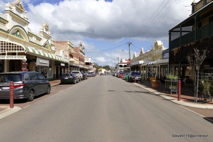Avon Terrace @ York, Western Australia