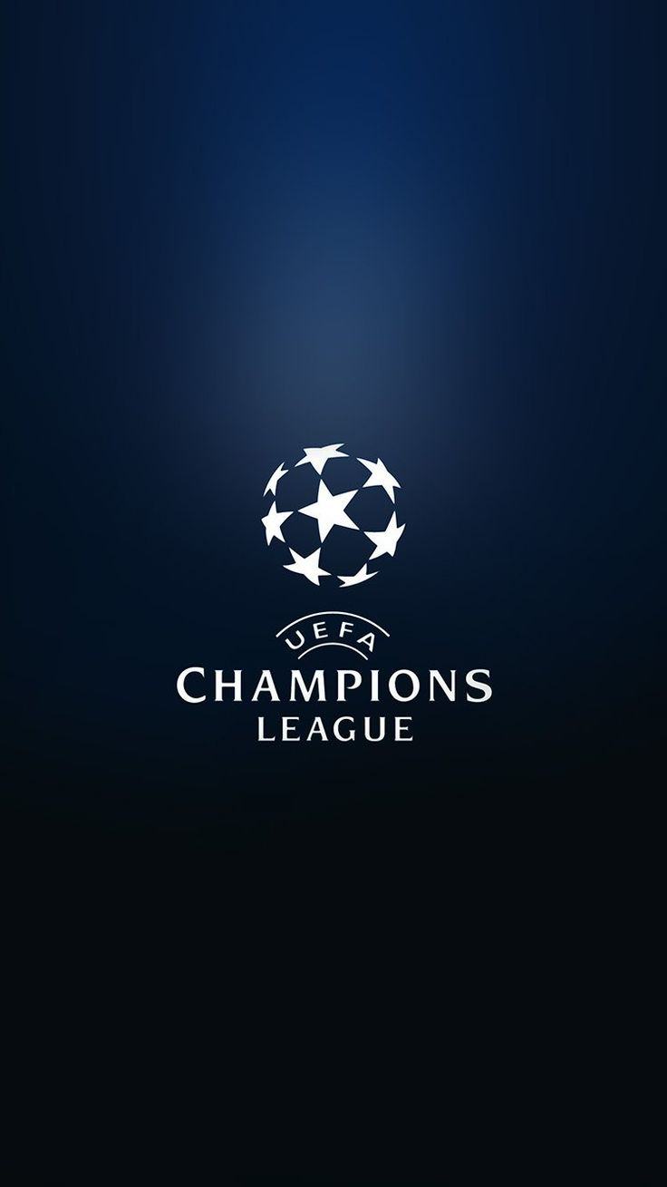 CHAMPIONS LEAGUE EUROPE LOGO SOCCER ART ILLUSTRATION WALLPAPER HD IPHONE